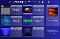 !  Advanced Applet Suite